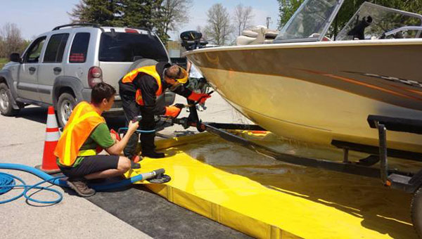 watercraft inspection