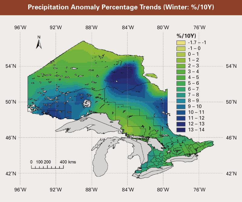 Precipitation Anomaly