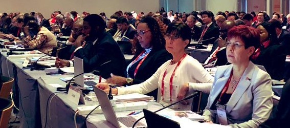 Canadian Chantal Guay Elected to ISO Council