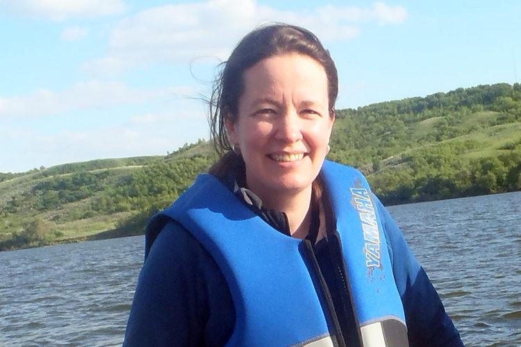 Pictured: Helen Baulch. Image Credit: University of Saskatchewan.