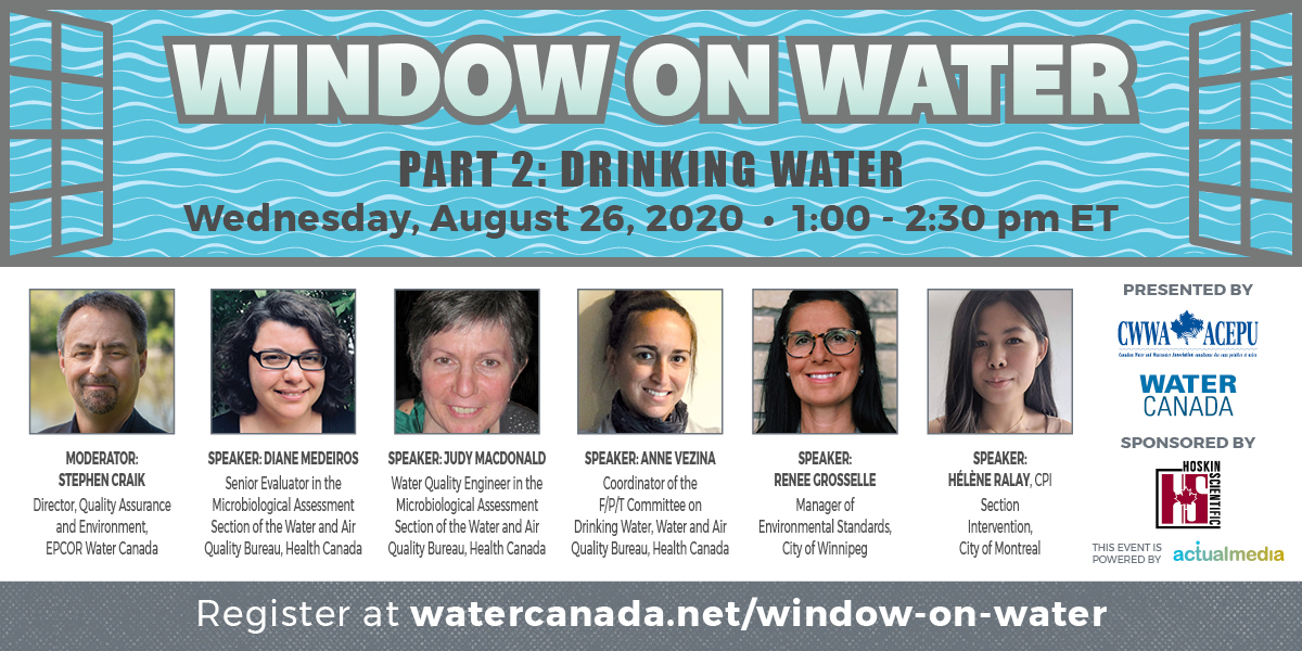 Window on Water Part 2: Drinking Water