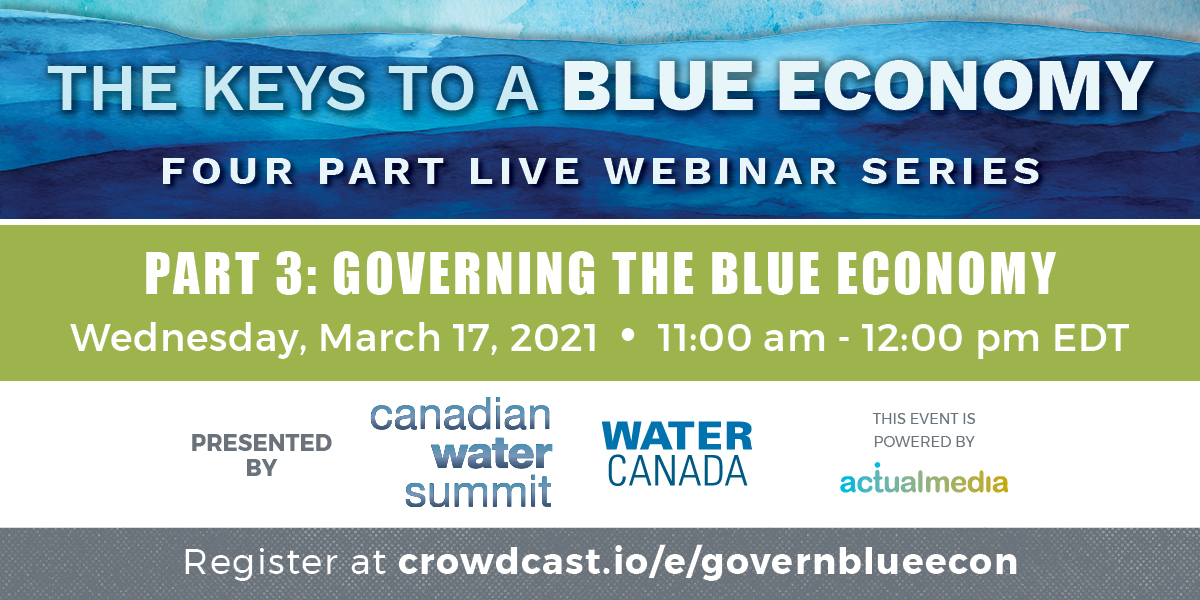 Session #3—Governing the Blue Economy