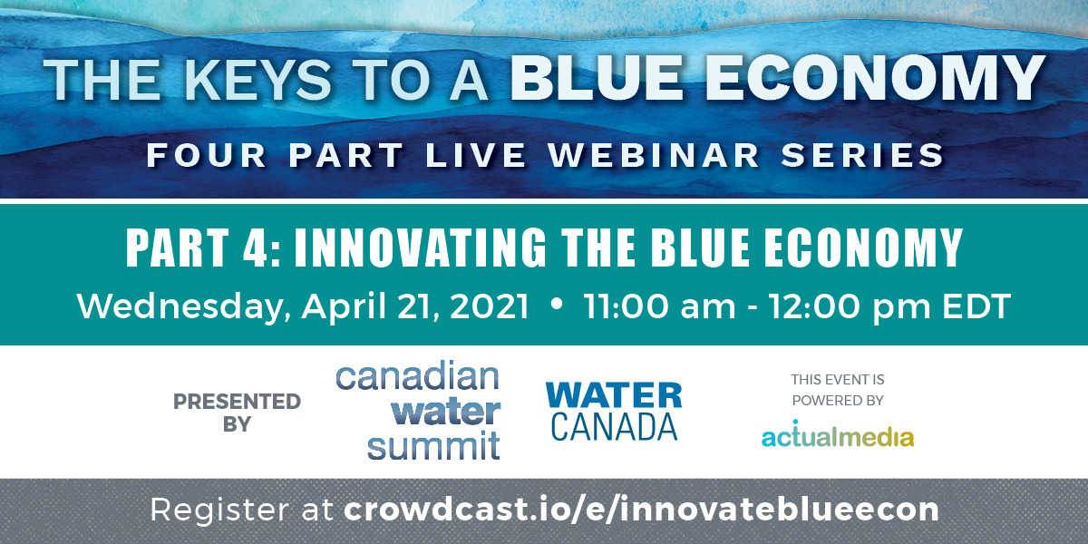 Session #4—Innovating the Blue Economy